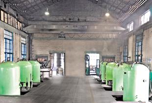 輝光離子氮化爐