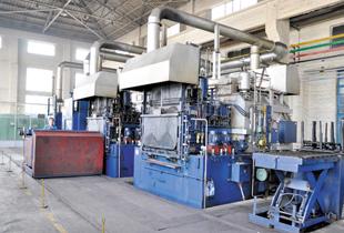 易普森(IPSEN)多功能可控氣氛箱式淬火爐(1)
