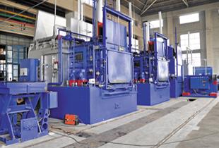 易普森(IPSEN)多功能可控氣氛箱式淬火爐(2)